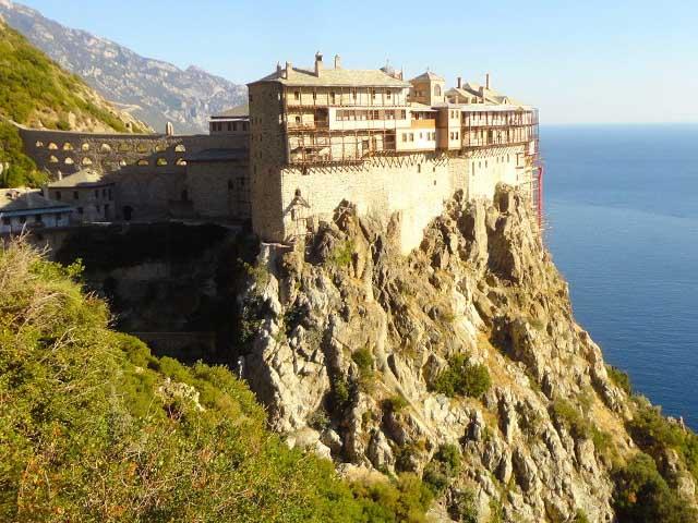 Mount-Athos